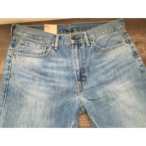 Levis Calça Jeans Modelo 505 W34 L34 Regular Fit - 5051277