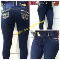 Calça Afront Jeans Levanta Bumbum Estilo Pitbull Lançamento