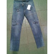 Calça Jeans Feminina Linda Tam 42 Baratinha!!