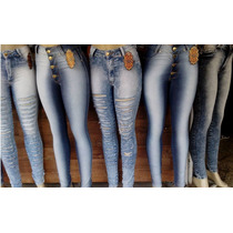 Lote Com 10 Calça Jeans Hot Pants Atacado Para Revenda
