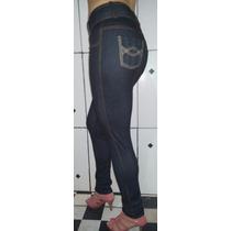Calça Jegging Em Malha Jeans Legging Jeans, Importada,!!!!