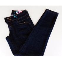 Calça Feminina Jeans Azul Escuro C/ Elastano - Emporio Jeans