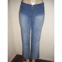Calça Jeans Tam 40 Detalhes Taxoes Bom Estado
