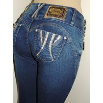 Calça Afront Jeans Estilo Pitbull Tamanhos 36 Ao 44