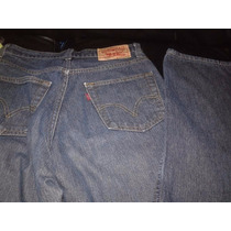 Calça Jeans Levis Masculina Escura W30 L34 Tam 39 Cintura