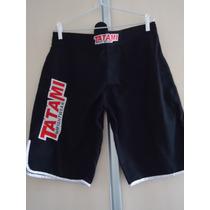 Bermuda Esportiva Masculina Tatami Fight Wear 40 Usada