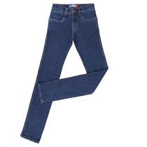 Calça Jeans Masculina Com Elastano Azul - Rodeo Western 1695