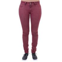 Calça Feminina Roxy Jeans Far Behind Skinny