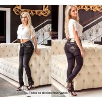Calça Afront Jeans - Estilo Sawary Jeans!