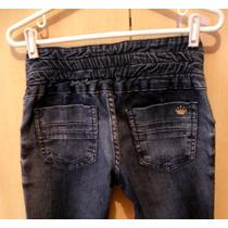 Lindíssima Calça Jeans Tnw Coroa Linda No Corpo