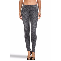 Calça - J. Brand Jeans - Super Skinny Leopard / Tam. 38
