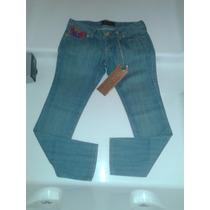 Calça Jeans Eckored - Original - Linda Feminina