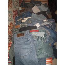 40 Calças Jeans E 20 Sociais Masculinas Para Brechó