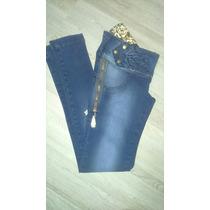 Calça Ser Jeans Deluxe,estilo Pit Bull Jeans