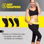 Calça E Cinta Hot Shapers Modela E Emagrece