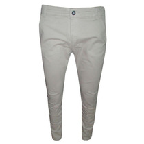 Calça Jeans Calvin Klein Creme Elastano Ck911