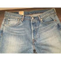 Levis Calça Jeans Modelo 501 W34 L34 - 5012058