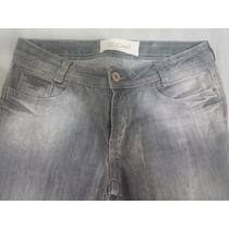 Calça Jeans Feminina Skinny Marca Zoomp Original Usada 1 Vez