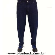 Calça Jeans Blue Back Basica - Masculina 42 - 44 - 46