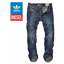 Calça Jeans D-esel By Adidas Frete Grátis!!!!