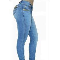 Calça Pit Bull Jeans Modela Bumbum Com Bojo