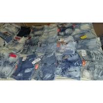Calças Bermudas E Saias Jeans Fem Varios Tamanhos