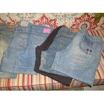 Calças Jeans Fem Lote Com 30 Peças Semi Novas