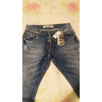 Calcas Jeans Revanche Masculina