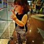 Calça Legging Leopardo Criança/ Bebê Roupas Meninas