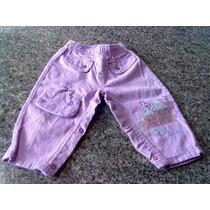 Calça Jeans Para Bebê Menina Tamanho P Da Clube Do Doce