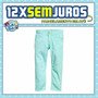 H&m | Calça Jeans Menina |importante | 18 À 24 Meses