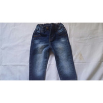 Calça Jeans Masculina Baby (9 ~ 12 Meses) - Teddy Boom