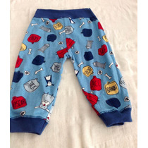 Calca De Pijama Bebe Menino Fabricado Pela Hering Barato D+