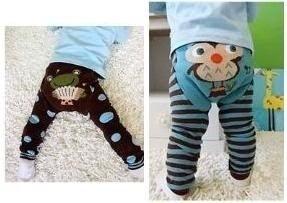 Calças Infantis Leg Bichinhos *busha* Coloridas E Divertidas
