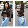 Calça Jeans Rhero Destroyed Linda