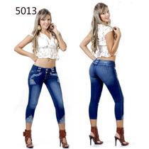 Calças Jeans Levanta Bum Bum / Levanta Cola Colombianas