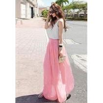 Calça Pantalona Eg- Modelo Importado Muito Elegante Feminino