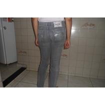 Calça Jeans Feminina Coca-cola Tamanho 42 Frete Grátis!