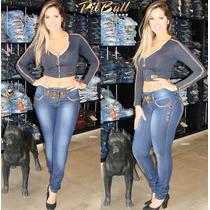 Calça Jeans Pitbull Jeans Pit Bull Panicat + Frete Grátis