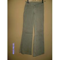 Ca029 - Brecho Calça Jeans Com Stretch Manequim 42