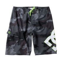 Bermuda Short De Surf Importada Dc Shoes Tam. Infantil 28us
