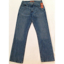 Lee Relaxed Bootcut Calça Jeans Tam 46 Br Used Blue 36x32