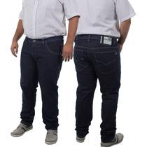 Calça Jeans Masculina Tamanho Grande 50 52 54 56 58 60 62
