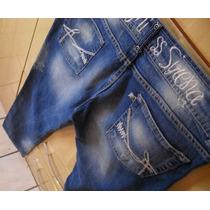 Bárbara Imperdível Calça Jeans Miss Sirena !!!! N:40