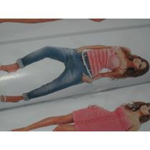Calça Saruel Planet Girls Nova Coleção! Tamanhos 38 E 40