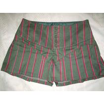 Shorts Saia Farm Tamanho P Veste 38