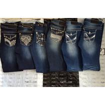 Calça Jeans Fem.- Twentyone Black By Rue 21 - Frete Grátis !