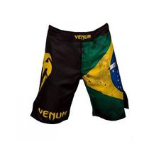 Bermuda / Fightshorts / Shorts Venum Brazilian Flag !!
