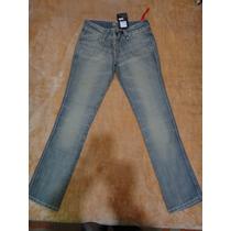 Calça Jeans - Canal - Azul Claro - Tamanho 38