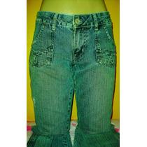 Calça Jeans Feminina Importada Tamanho M Marca Exss